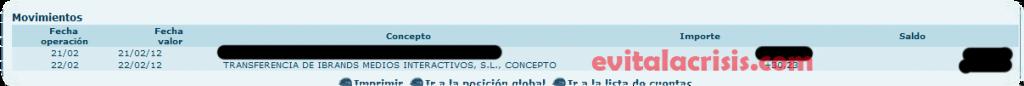 Comprobantes de pago de ConSuPermiso